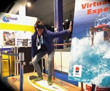 Golf surfen VR huren - Action Events - Virtual Reality - VR