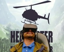 Helikopter VR huren - Action Events - Virtual Reality - VR