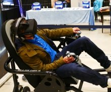 Motion Flight simulator VR huren - Action Events - Virtual Reality - VR