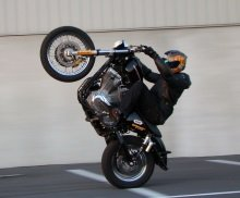 motor street show huren - stunts en show huren - action events
