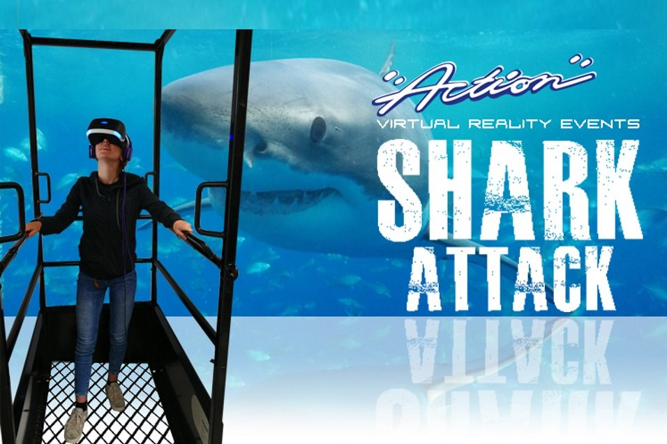 Shark Attack Virtual Reality huren - Action Events