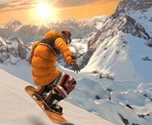 Snowboarden VR huren - Action Events - Virtual Reality - VR