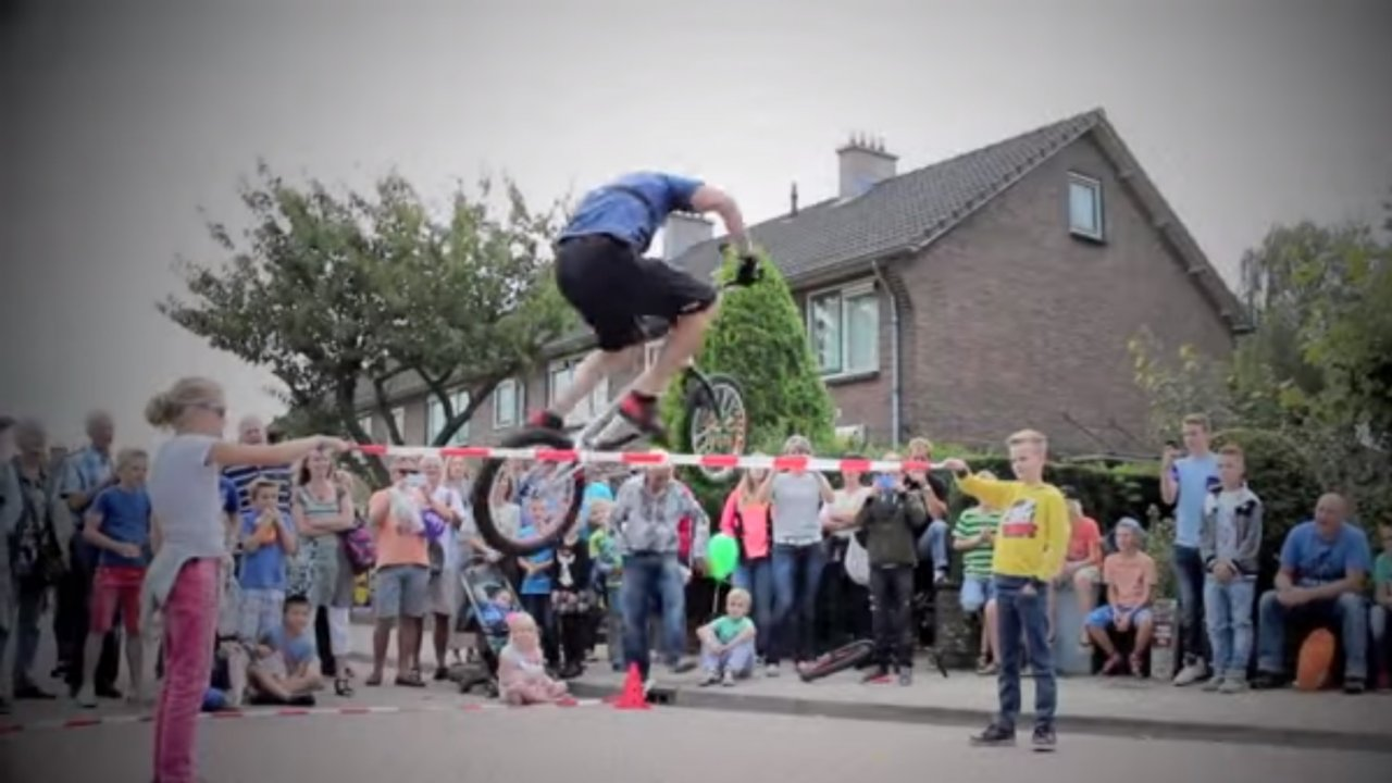 Big Bike show huren | stunts en shows huren bij Action Events