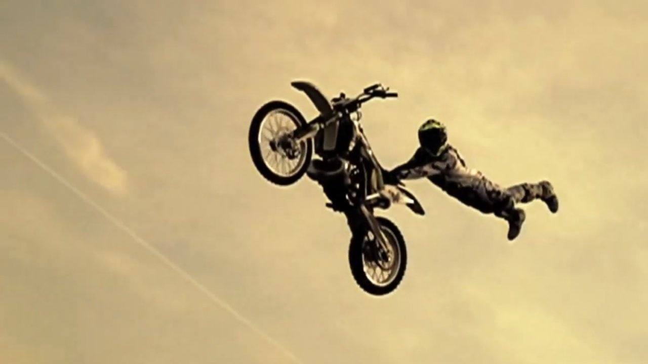 video Moto X Freestyle Show - Action Events