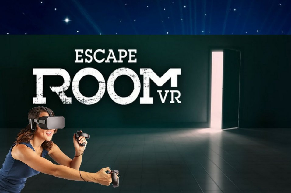 Virtual Reality Escape Room huren bij Action Events