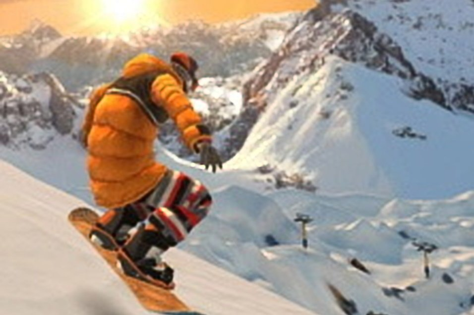 Virtual Reality snowboarden huren - Action Events