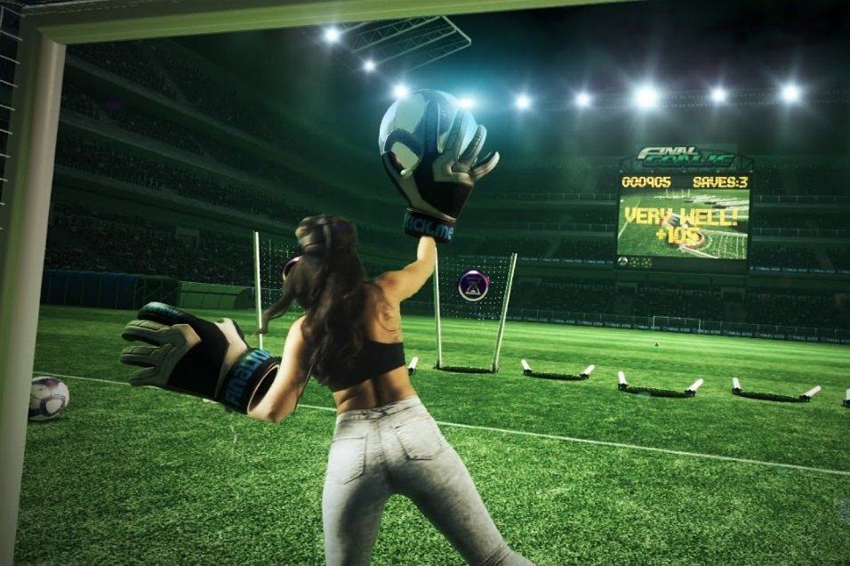 Virtual Reality voetbal huren - Action Events
