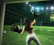 Voetbal VR huren - Action Events - Virtual Reality - VR