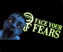 VR Face your fears - horror - huren - Action Events - virtual reality