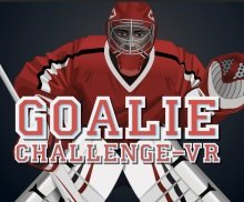 VR IJshockey Goalie huren - Action Events - virtual reality