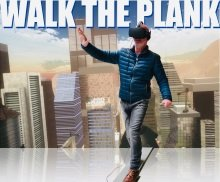Walk the plank VR huren - Action Events - Virtual Reality - VR